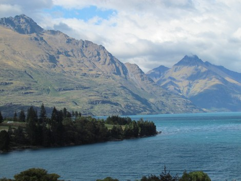Adventures in Queenstown, New Zealand