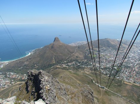 Table Mountain - what's it like on top?