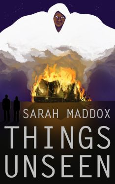 Inside the book – Things Unseen by Sarah Maddox